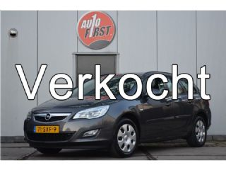 Opel Astra Sports Tourer 1.4 Turbo Business Edition