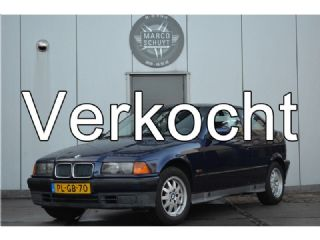 BMW 3 Serie Compact 316i Executive 147.000 N.A.P Youngtimer