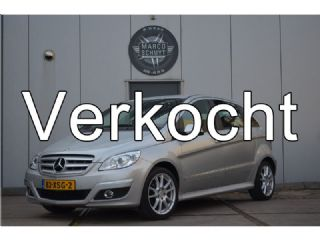Mercedes-Benz B-Klasse 160 Business Class Automaat hoge instap