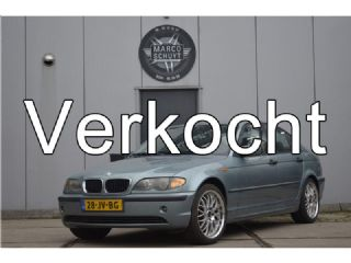 BMW 3 Serie 318i Executive nette youngtimer