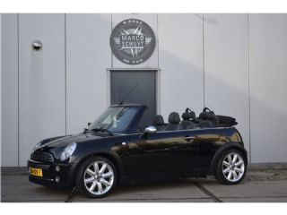 Mini Cabrio 1.6 Cooper Chili Leuke youngtimer