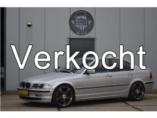 BMW 3 Serie 320i Executive Leuke 6 cilinder Youngtimer