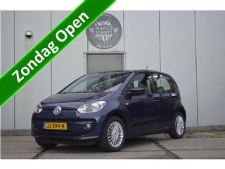 Volkswagen up! 1.0 high up! BlueMotion panorama dak   navigatie