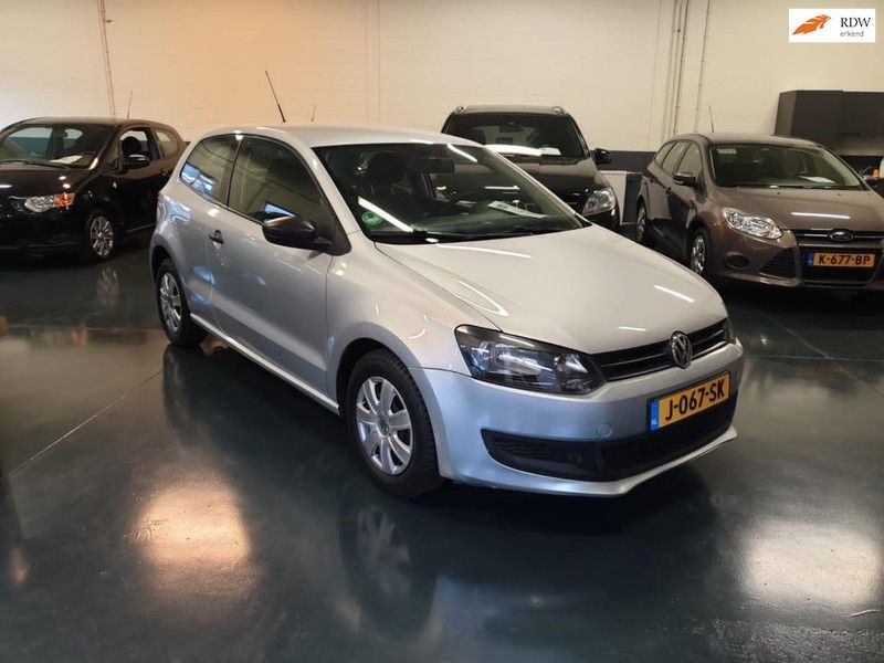 Volkswagen Polo occasion - Wagner Auto's