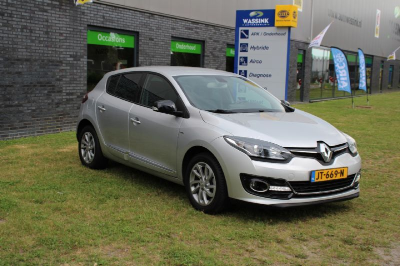 Renault Mgane occasion - Autobedrijf Wassink B.V.
