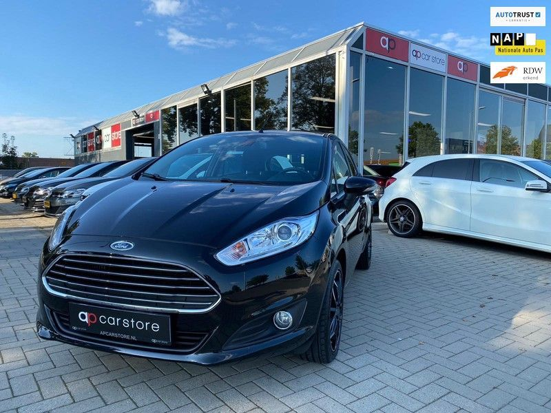 Ford Fiesta occasion - AP Car Store B.V.