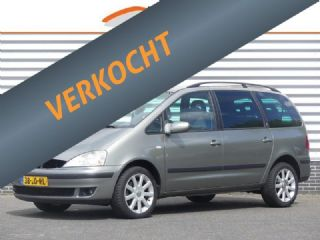 Ford Galaxy 2.8-24V V6 Ghia Automaat Trekhaak 7-pers.
