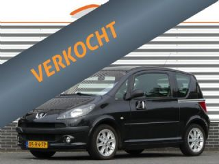 Peugeot 1007 1.6-16V Sporty Automaat Airco Camera