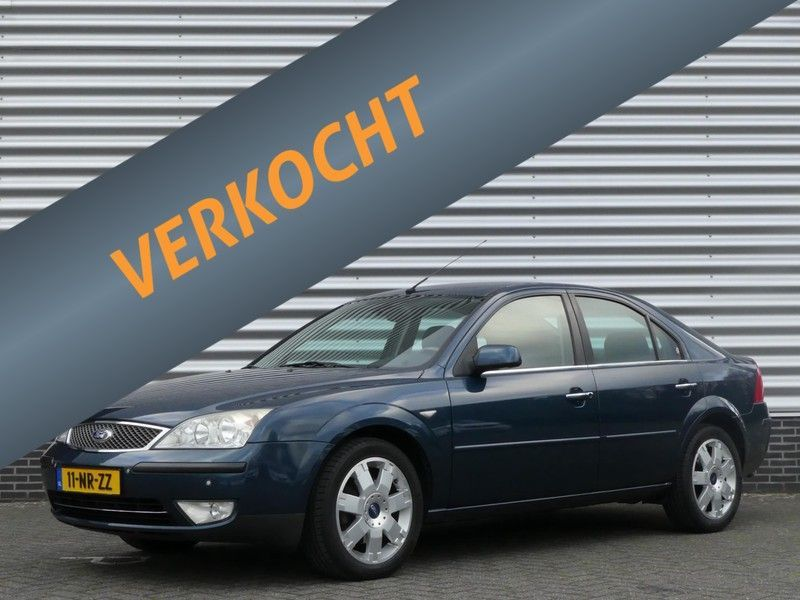 Ford Mondeo occasion - Autoplein Veghel