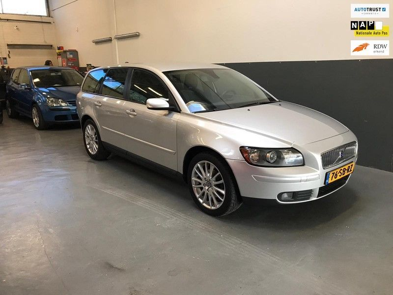 Volvo V50 occasion - Glow Cars