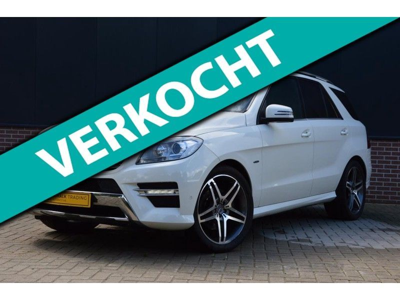 Mercedes-Benz M-Klasse occasion - Schalk Trading Automotive