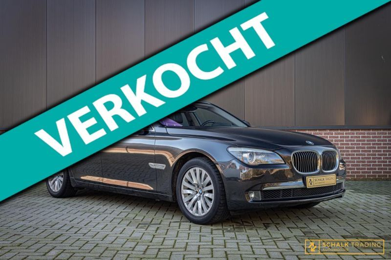 BMW 7 Serie occasion - Schalk Trading Automotive