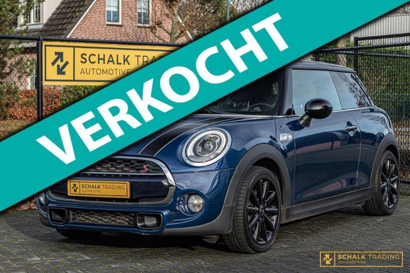 Mini Cooper S occasion - Schalk Trading Automotive