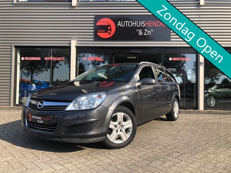 Opel Astra occasion - Autohuis Hendrik & Zn.