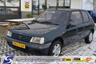 Peugeot 205 1.1 Forever  nieuwe APK