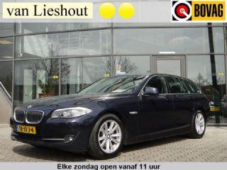 BMW 5-Serie 520d Executive Innovation Leer/nav. Zondag open