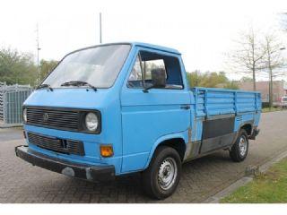 Volkswagen Transporter 1.6 D!! BJ-1982 !! Pick-up !!