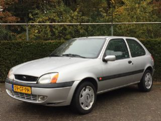 Ford Fiesta 1.3-16V Century, Airco, Geen Roest! 77.000km!