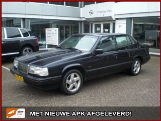 Volvo 940 2.3iC Turbo Aut Jack Spicklaus Signature Series Young Timer