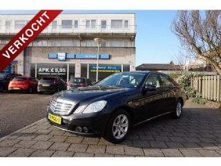 Mercedes Benz E-Klasse E200 CDI Blue EFFICIENCY