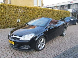 Opel Astra 2.0 TURBO 16V TWINTOP