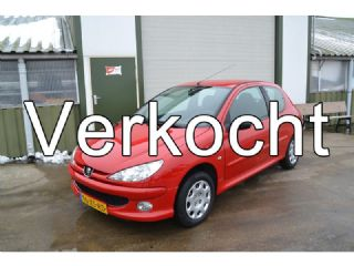 Peugeot 206 1.4 Forever AIRCO NAP