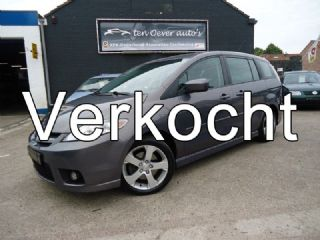 Mazda 5 2.3 EXECUTIVE AUTOMAAT 166 PK / ELEK SUNROOF / ELEK RAMEN / CLIMATE CONTROL / CRUISE CONTROL / C.VERGR. AFSTAND / RADIO-CD MP3 /