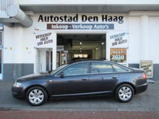 Audi A6 3.0 TDI quattro Pro Line AUT Bj 2006 Leer Navi Clima