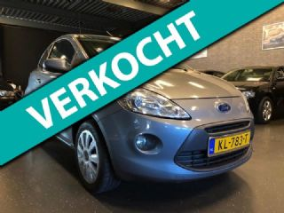 Ford Ka 1.2 Limited BJ 2009 Airco elk.ramen apk AUX/CD/MP3