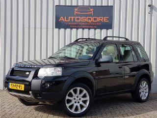 Land-Rover Freelander Station Wagon 2.0 Td4 HSE Automaat NAP