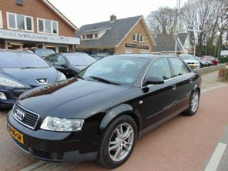 Audi A4 occasion - Midden Veluwe Auto's