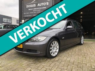 BMW 3 Serie Touring 318d High Executive Navi Airco 4xelk.ramen cruise control bj2007 Zeer nette