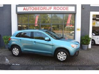 Mitsubishi ASX 1.6 Inform ClearTec AIRCO,TOP STAAT!