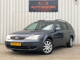 Ford Mondeo Wagon 2.0 TDCi Ambiente