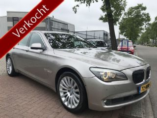 BMW 7 Serie 730d High Executive 172.000km Airco/ECC,Navigatie,Xenon,Headup display