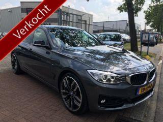 BMW 3 Serie Gran Turismo 320d Automaat Sport Edition Airco,ECC/Navigatie,Xenon