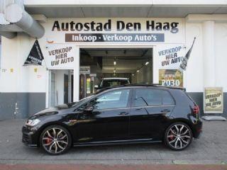 VW Golf 2.0 TSI GTI Performance Aut Leer Panoramadak