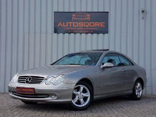 Mercedes Benz CLK-Klasse Coupé 200 K. Avantgarde Automaat Youngtimer