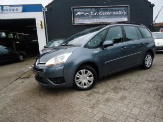 Citroen Grand C4 Picasso 1.8-16V Ambiance 7 PERSOONS / CLIMATE / CRUISE CONTROL / ELEK RMN. / C.VERGR.AFSTANDBEDIEND / RADIO-CD / PDC / A.P.K T/M 05-03-2