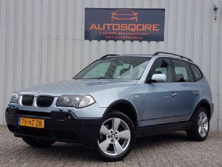 BMW X3 3.0i Executive Youngtimer NAP