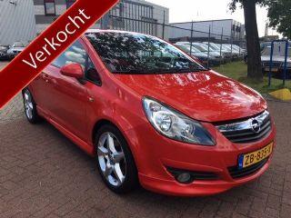 Opel Corsa 1.6-16V GSI Turbo 150pk 114.000km Airco,Cruisecontrol