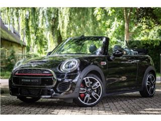 Mini Cabrio 2.0 John Cooper Works 232PK Chili LED Sportstoel Adaptieve Cruise