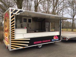Overige Meyer Food Verkoopwagen Geheel bedrijfsklaar , In Absolute nieuwstaat...