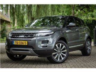 Land-Rover Range Rover Evoque 2.0 Si4 HSE Dynamic Panorama Meridian Standverwarming