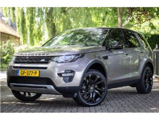 Land-Rover Discovery Sport 2.2 TD4 4WD HSE Luxury Black Design Pack Panorama