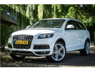 Audi Q7 3.0 TDI quattro Pro Line S 5+2 Panorama Air Suspension 21