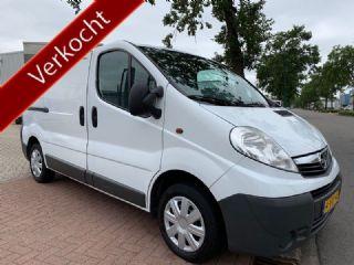 Opel Vivaro 2.0 CDTI L1H1 Selection