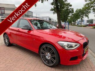BMW 1 Serie 116i 5Deurs Sport M-Edition TwinTurbo Airco/ECC,Navigatie,Xenon