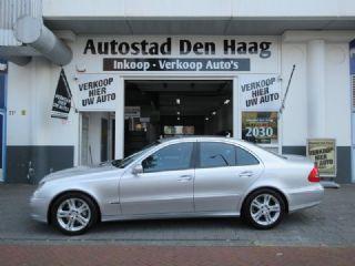 Mercedes Benz E-Klasse 350 Avantgarde Aut Bj 2007