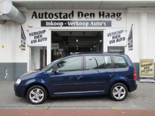 VW Touran 1.6-16V FSI Bj 2003 Clima